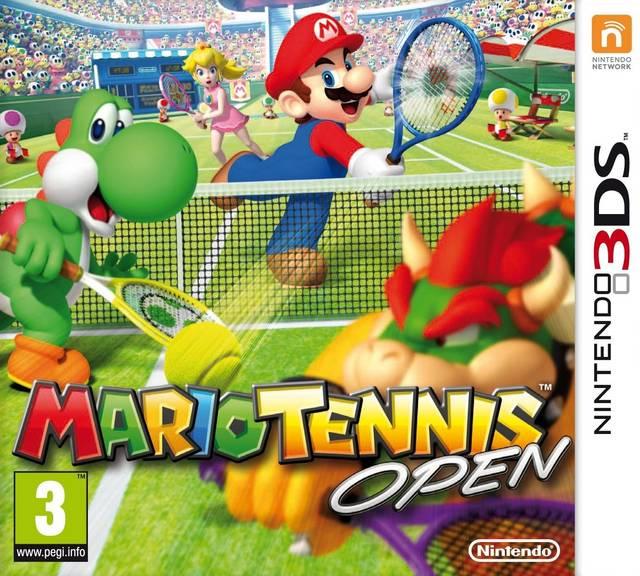 马里奥网球公开赛欧版下载