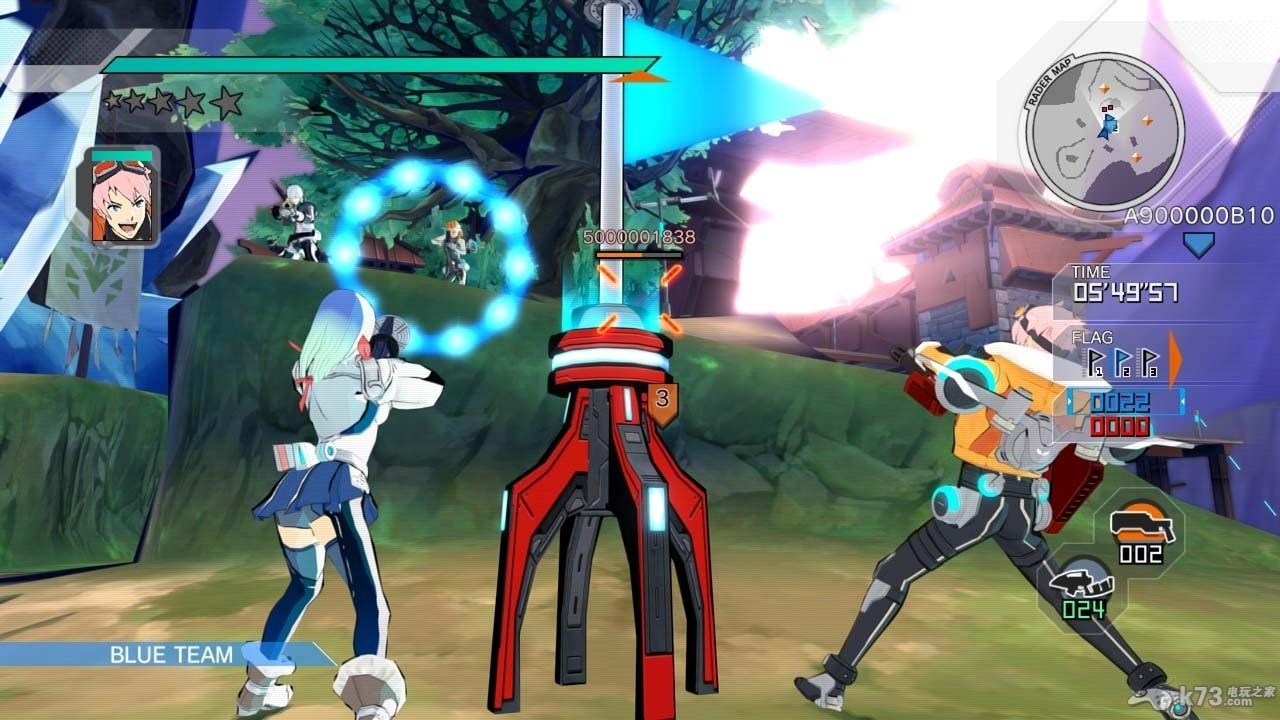 相信很多玩家对于3ds版本和PS3版本的Capcom最新动作射击游戏《EX Troopers》的双版本的对比非常的好奇吧!这两款主机间的跨度实在是有些太大了,毕竟PS3和3ds的机能不是同一水平的,那么3ds版本的画面表现究竟如何呢?下面就让我们来看看吧! 以下是PS3版本的画面: 从截图上可以看出借助PS3的高清显示和优秀机能,本作的画面表现非常不错,不管是人物的建模还是背景画面的3D表现都不会让人失望。    以下是3ds版本的画面: 相比上面PS3版本的画面可以明显的看出以下几点不足:画面表现由于分