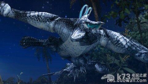 怪物猎人p3狱狼龙&迅龙mod下载