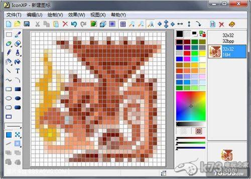 来吧!动物之森自定义图案教程附iconxp下载