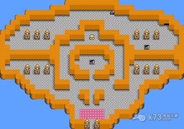 勇者斗恶龙4全迷宫地图预览下载