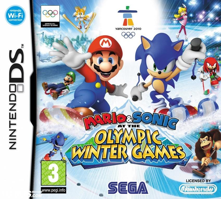 马里奥与索尼克在北京奥运会完全汉化版下载