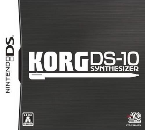 KORG DS-10 合成器完全汉化版下载