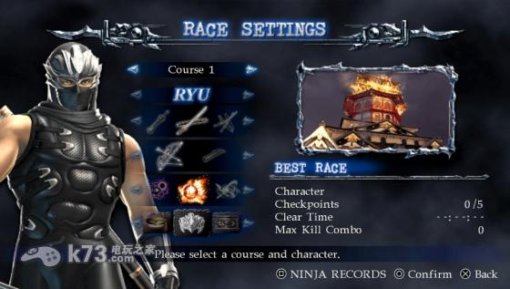 战斗系统及新   《忍者龙剑传西格玛2 加强版》实机战斗截图