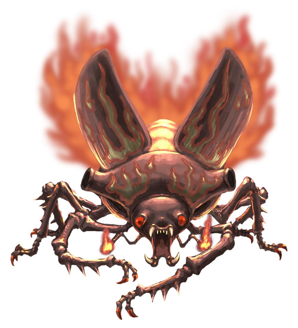 3d彩铅画步骤昆虫