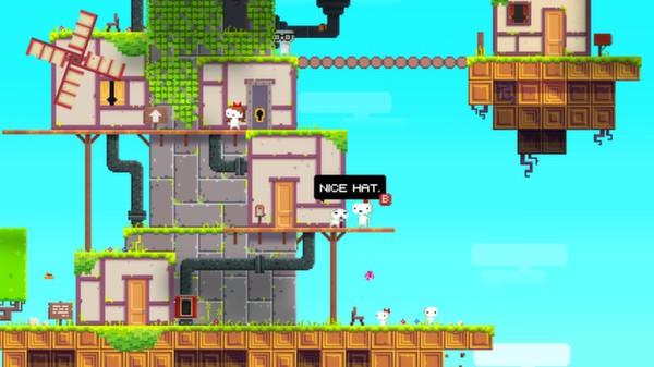 Fez/菲斯PC Steam版5月1日发售:PS3 PSV版稍后发售
