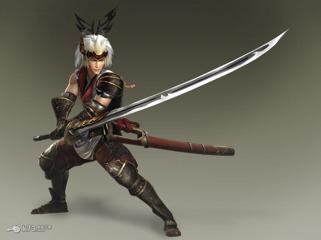 讨鬼传武器原画图:锁镰:太刀:弓箭:锁链