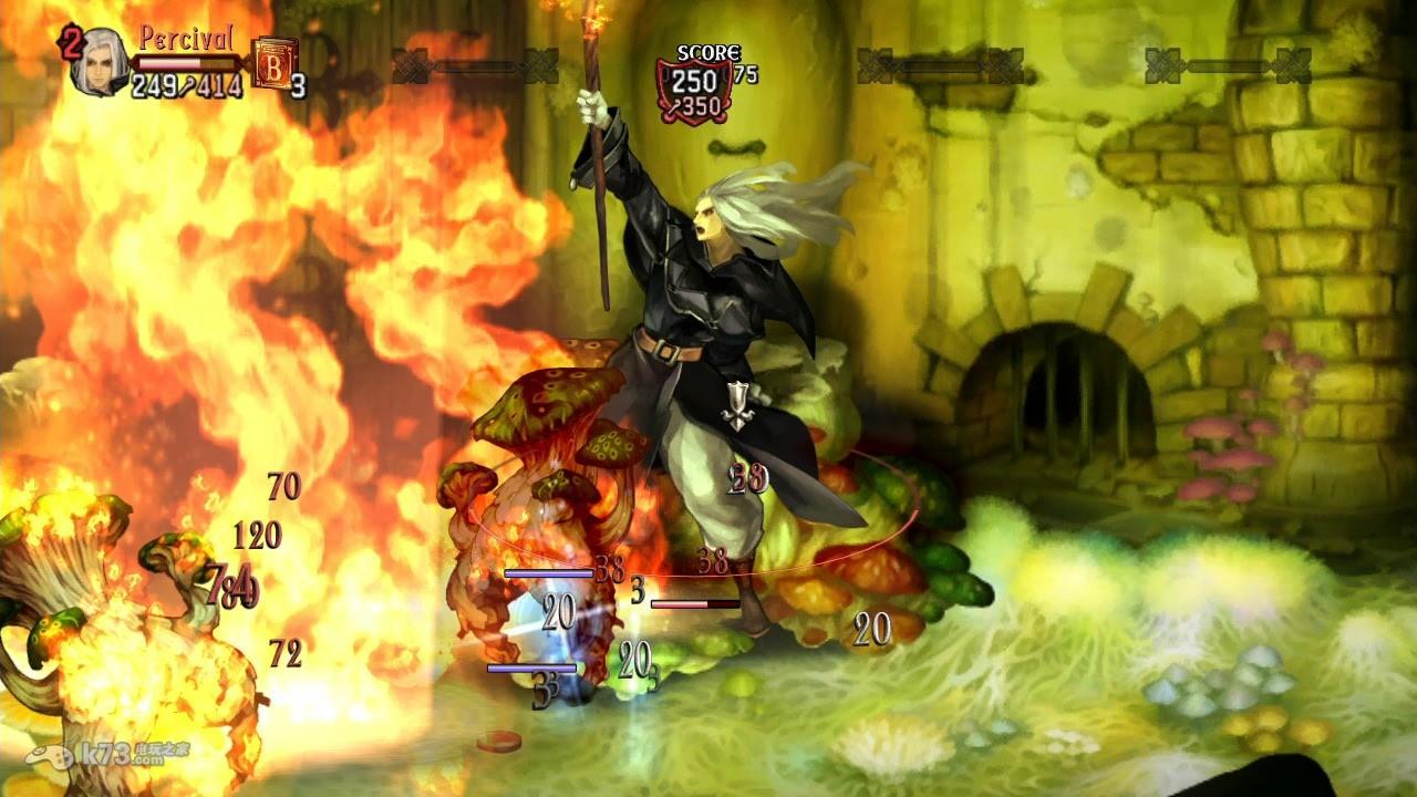 括男巫、矮人、精灵、战士和女巫等可供操作,你的游戏之旅开始于一