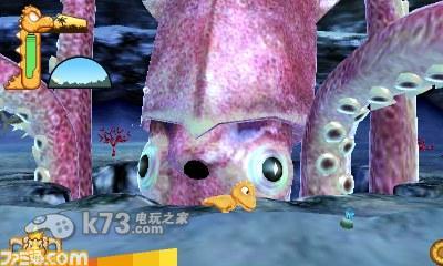 本作是nbgi在3ds平台上发行的一款以日本知名动漫《小恐龙阿贡