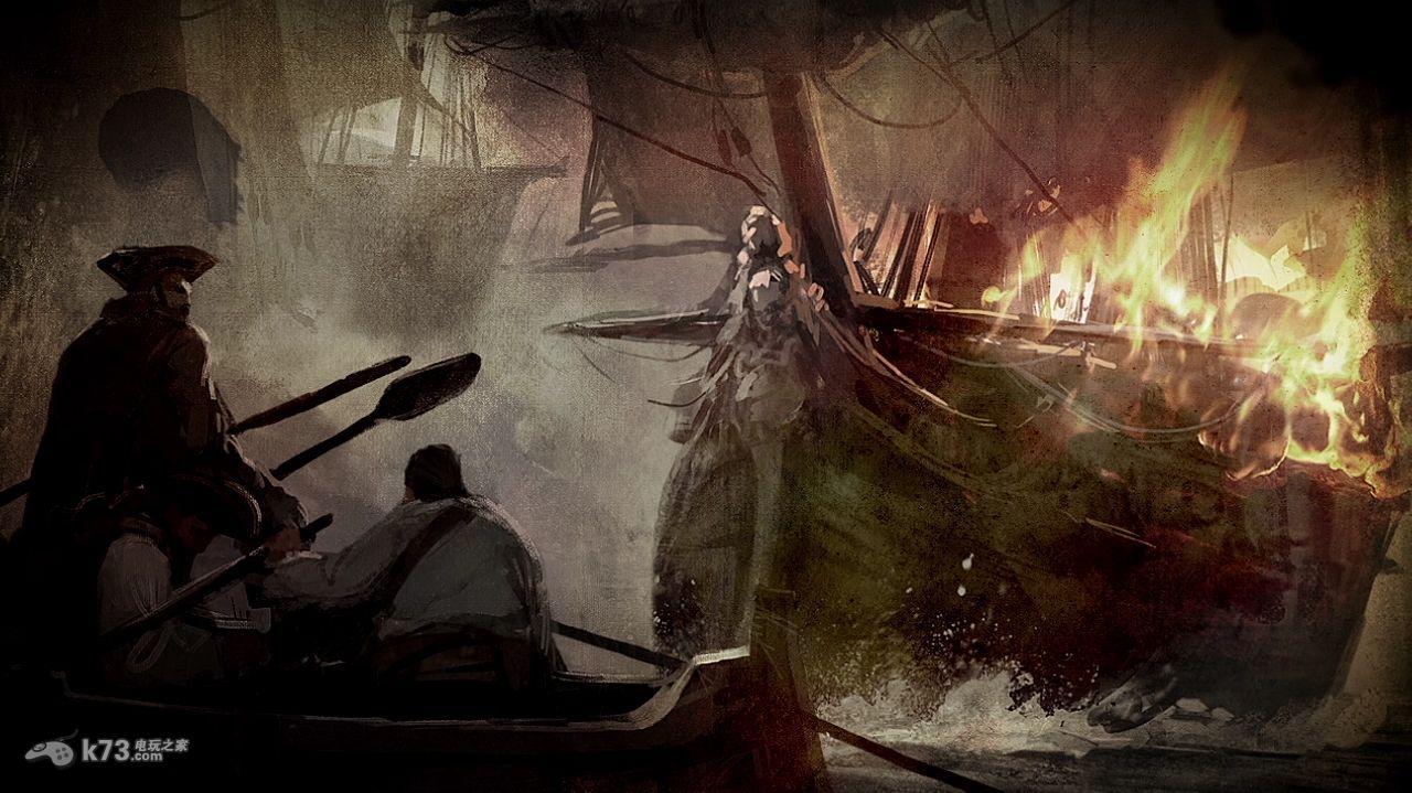 《刺客信条4黑旗》海贼黄金时代视频