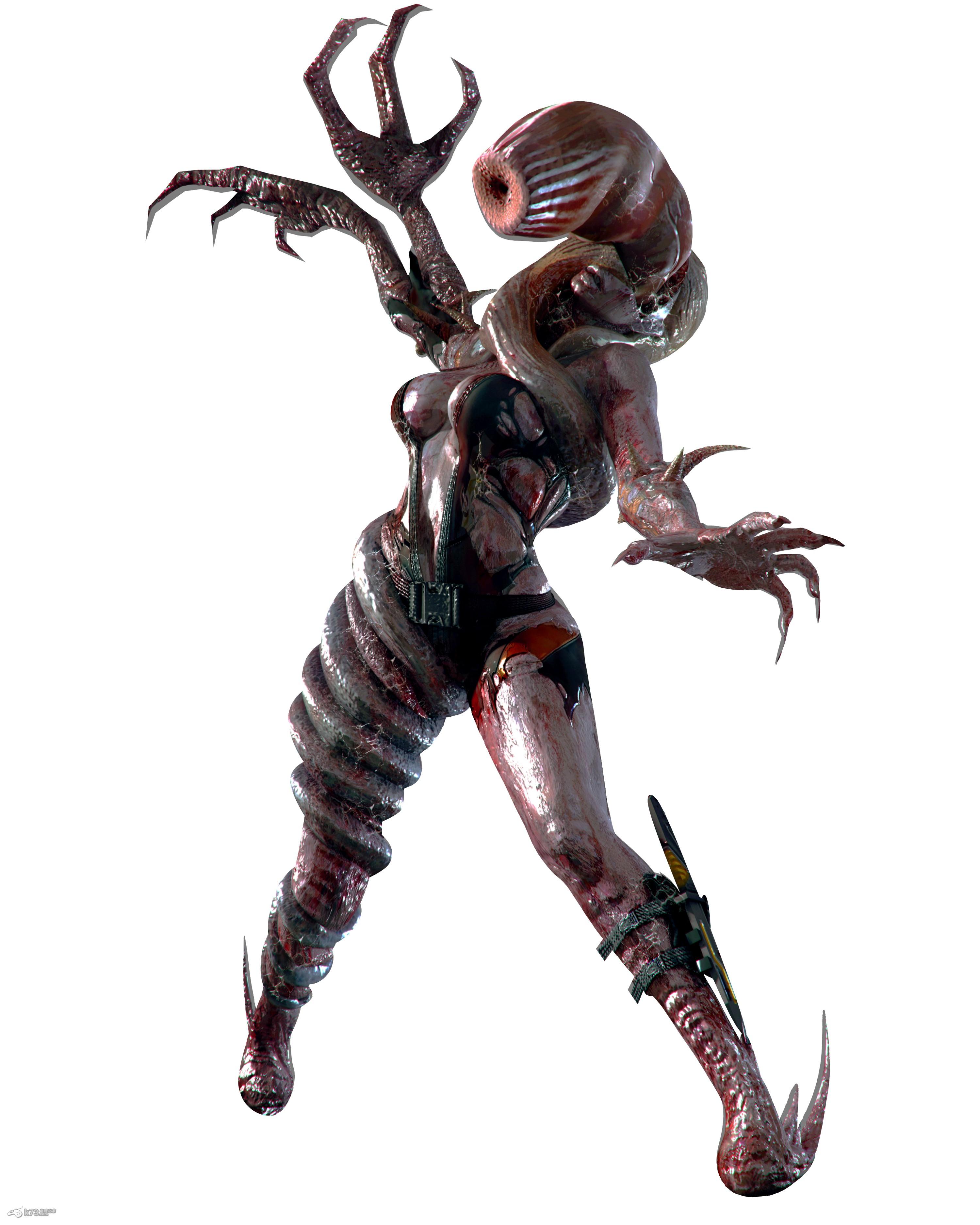 器及角色截图:美女僵尸打