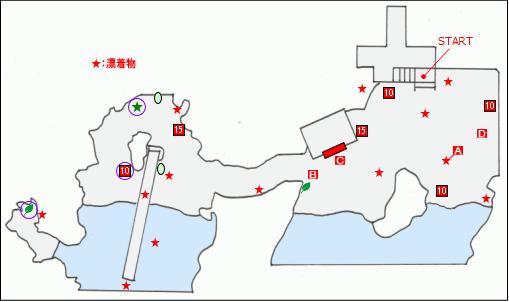 要素地图标记一览