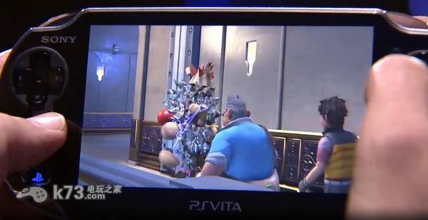 传言:PS4全部游戏支持PSV remote play_K73电