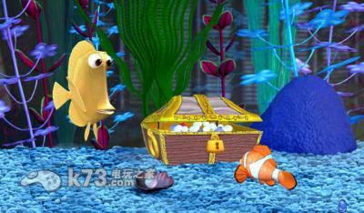 《海底总动员逃出蓝海特别版》是迪士尼公司以旗下动画《海底