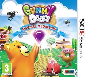 是一款可爱的横版动作游戏,游戏中玩家控制可爱的小熊进行冒险.