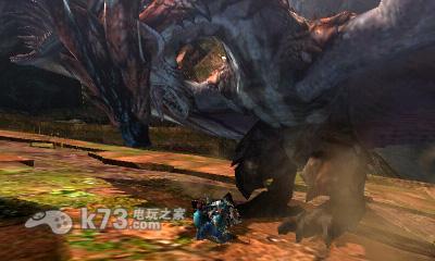 怪物猎人4 雷狼龙 雄火龙及挖掘装备情报公开