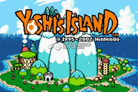 玩家控制可爱的耀西背着小小马里奥在小 岛上冒险,耀西可爱的动作再