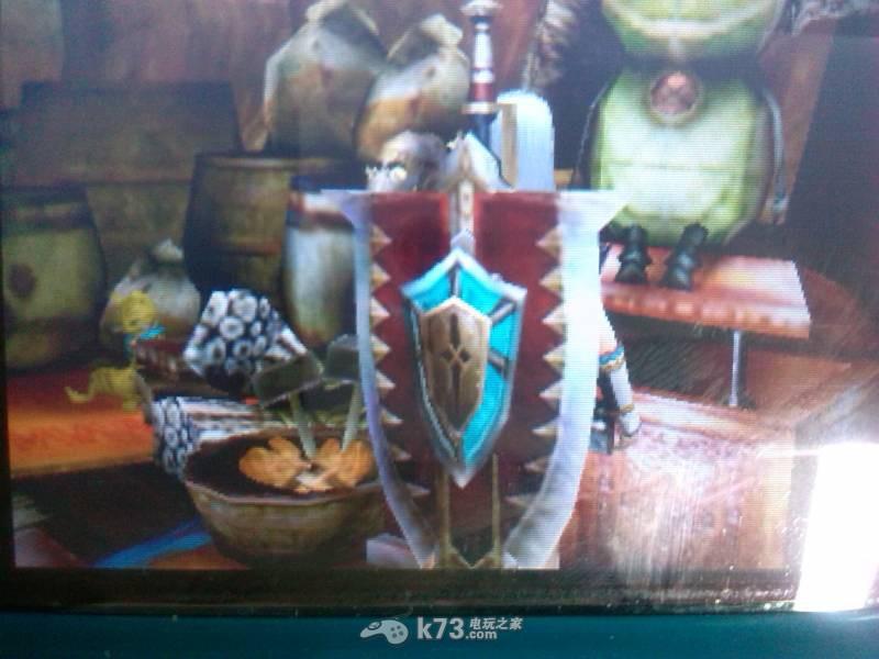 怪物猎人4全顶级充能斧图鉴