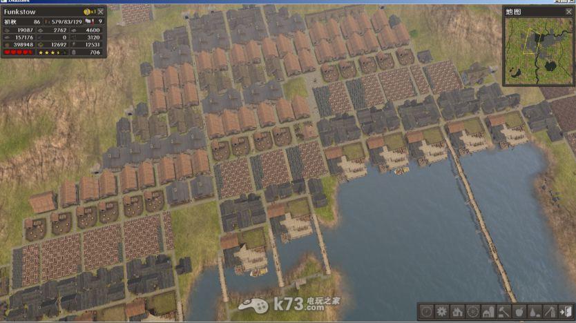 放逐之城工人不干活_放逐之城城镇介绍游戏心得分享