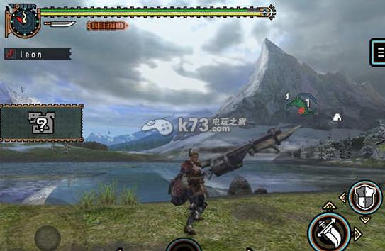 怪物獵人攜帶版2nd G for iOS新手武器推薦