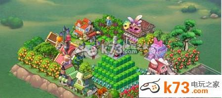 全民小镇金字塔造型布局心得
