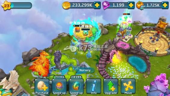 Dragons World黎明龍四屬龍交配攻略