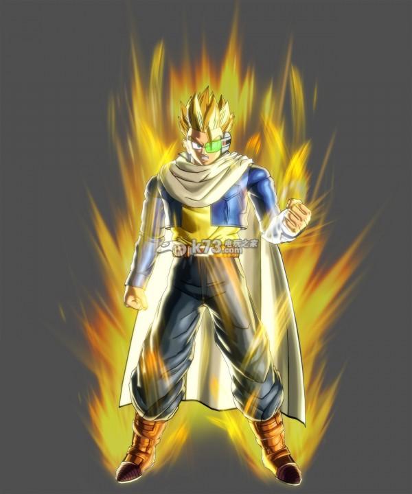 《龙珠超宇宙》未来战士可变身超级赛亚人