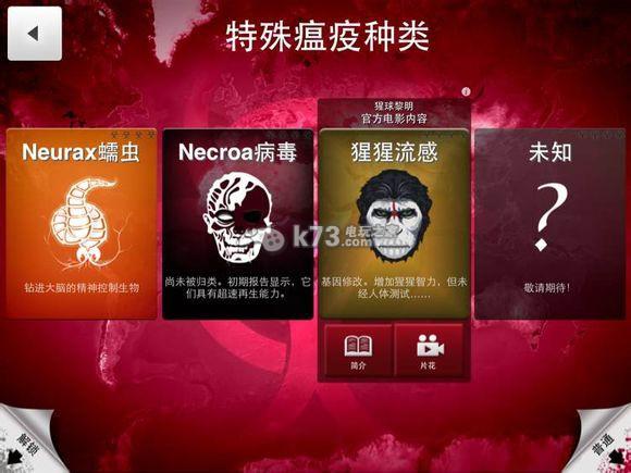 瘟疫公司進化版猩猩病毒全面解析