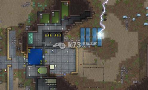 rimworld核電站mod修改方法