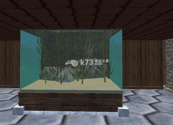 动物园大亨小型水族箱制作教程