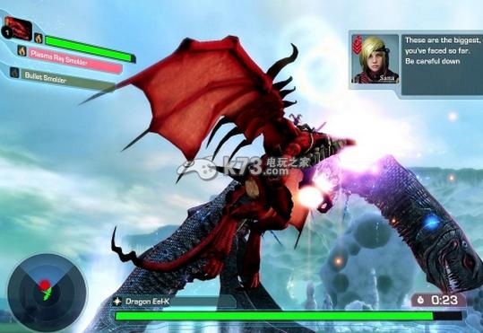 腥红魔龙操作方法解析
