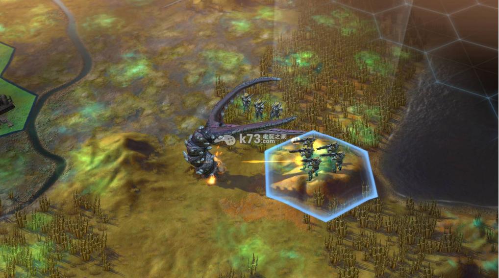太空游戏背景素材