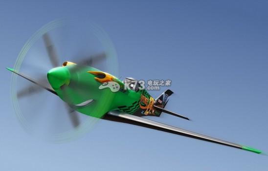 本作是根据迪士尼3d电影《飞机总动员》改编